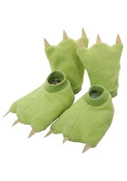 Manos y pies de dinosaurio para niños