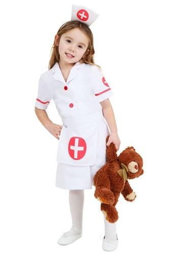 Disfraz de enfermera para niños pequeños