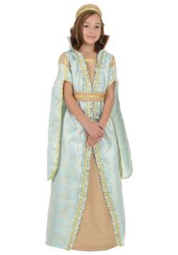 Disfraz infantil de Renacimiento Real