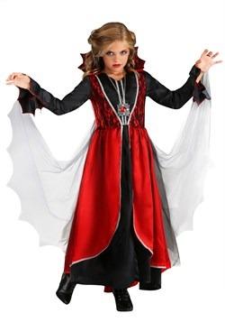 Disfraz de vampiro para niñas