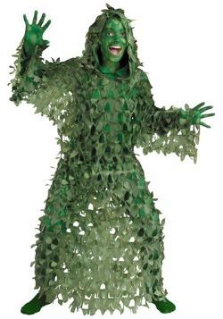 Disfraz infantil de hombre arbusto