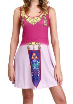 Vestido Leyenda de Zelda Soy Zelda