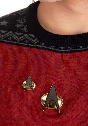 Insignia comunicador réplica Star Trek The Next Generation