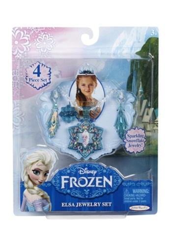 Conjunto de joyas de Elsa de Frozen