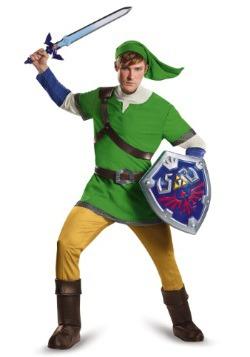 Disfraz de Link para adulto de lujo