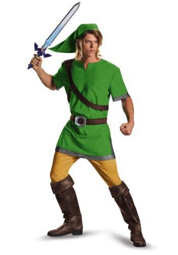 Disfraz de Link clásico para adulto
