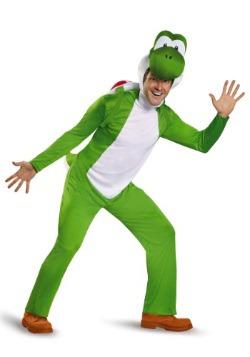 Disfraz de Yoshi Deluxe talla extra