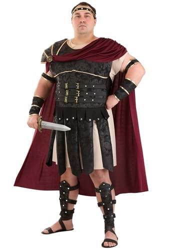 Disfraz de gladiador romano talla extra