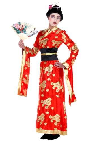 Más Disfraz de Geisha