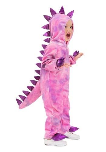Disfraz de Tilly el dinosaurio T-Rex para niña