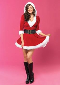 Disfraz de Señora Claus atrevido