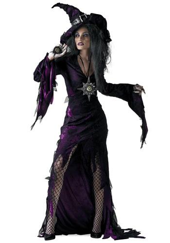 Disfraz de hechicera