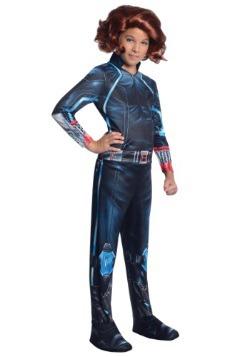 Disfraz infantil de Viuda Negra de los Vengadores 2