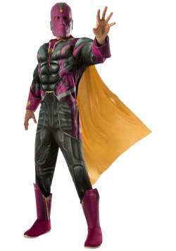 Disfraz de Vision Avengers 2 deluxe para adulto