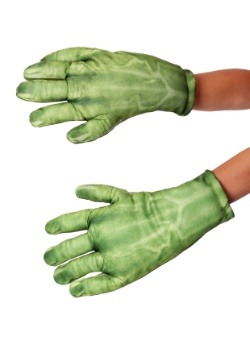 Guantes Child Hulk