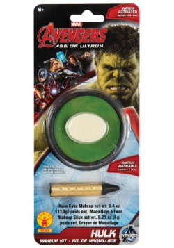 Kit de maquillaje de Hulk Los Vengadores 2