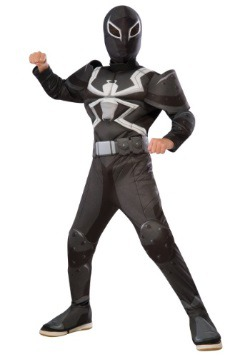 Disfraz infantil Deluxe Agente Venom