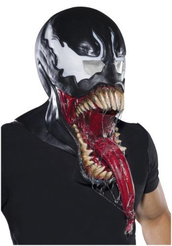 Máscara de látex de Venom deluxe para adulto