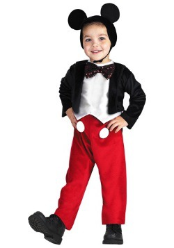 Disfraz de Mickey Mouse de lujo para niños