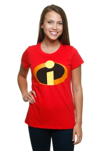 Camiseta Incredibles Logo Juniors