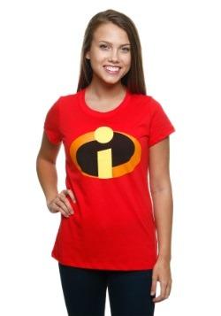 Camiseta Incredibles Logo Juniors