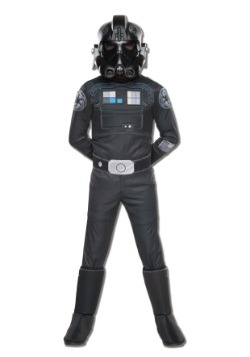 Disfraz de caza Star Tie Rebels Deluxe para niño