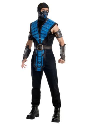Disfraz Mortal Kombat X Adulto Sub-Zero
