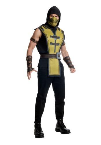 Disfraz de Mortal Kombat X Scorpion para adulto