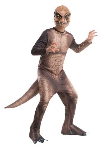 Disfraz infantil de T-Rey de Jurassic World