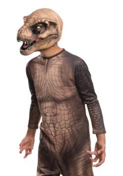 Máscara infantil 3/4 de T-Rex Jurassic World