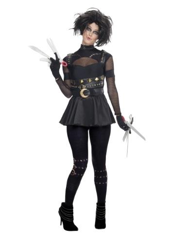 Disfraz de Miss Scissorhands para mujer
