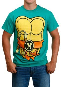 Camiseta TMNT Soy Miguel Ángel