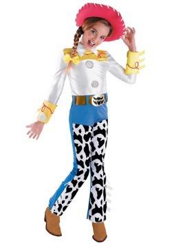 Disfraz de Jessie de Toy Story para niños pequeños
