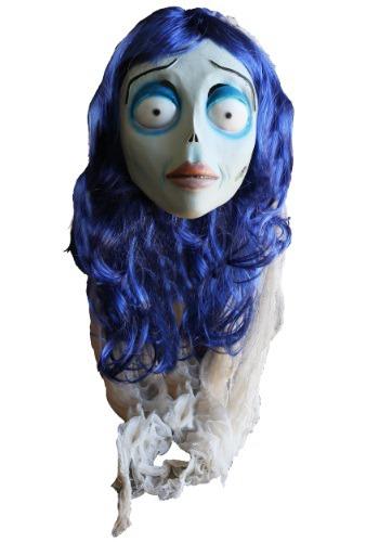 Máscara de Emily de El cadáver de la novia para adulto