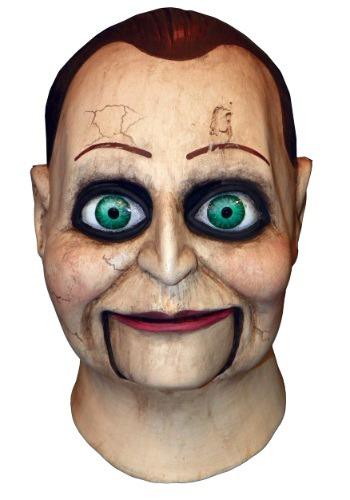 Máscara de Billy Puppet de Dead Silence para adulto