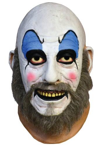 Máscara Capitán Spaulding House of 1000 Corpses para adulto