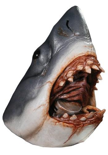 Máscara de tiburón Bruce para adulto