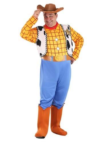 Disfraz de Woody para adulto