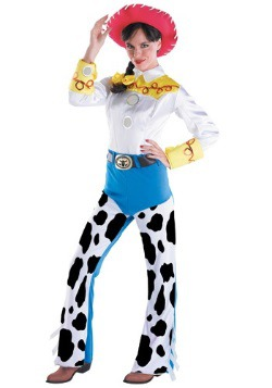Disfraz de Jessie de Toy Story para adulto