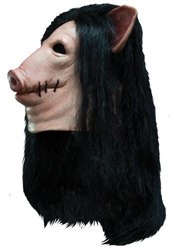 Máscara de cerdo de Saw