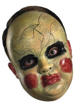 Máscara de muñeca manchada para adulto