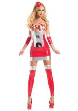 Disfraz de Nena Bubblegum para mujer