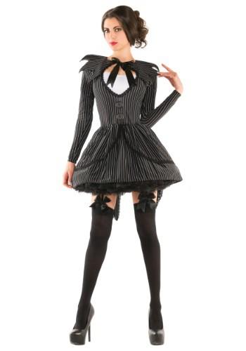 Disfraz de nena de pesadilla para adulto