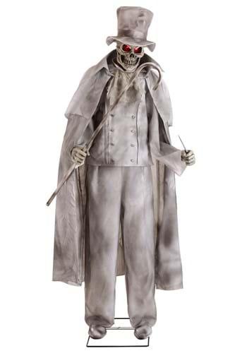 Disfraz de caballero fantasmal animado