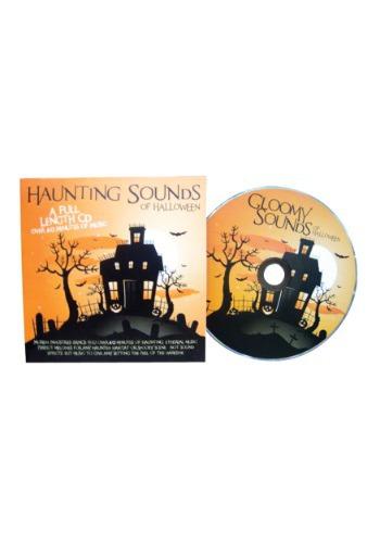 Sonidos espeluznantes CD