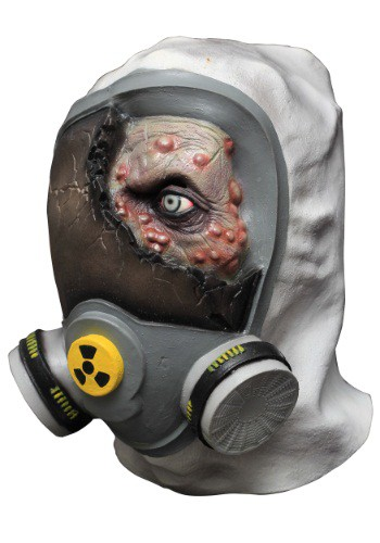 Máscara antigas para adulto de zombi
