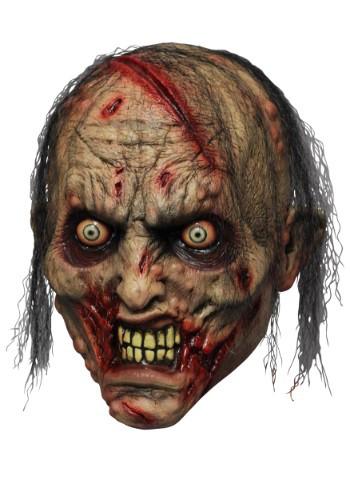Máscara de adulto zombi