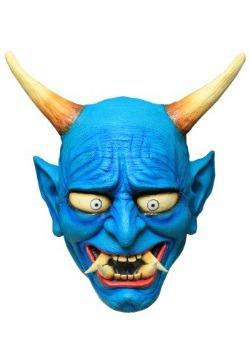 Máscara azul Blue Oni Demon