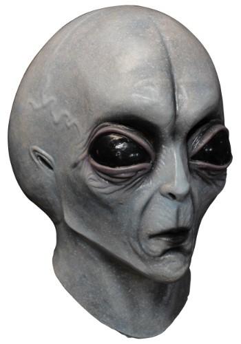 Máscara alienígena del Área 51 para adulto