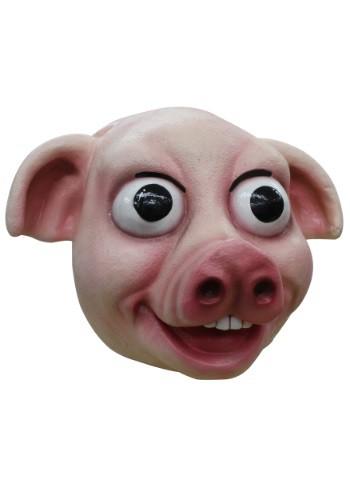 Máscara para adulto Pudgy Pig